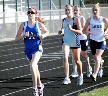 cross county conference track meet